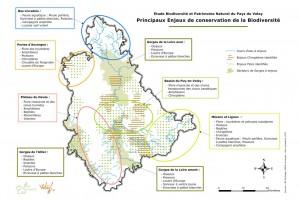 Enjeux de conservation de la biodiversité sur le Pays